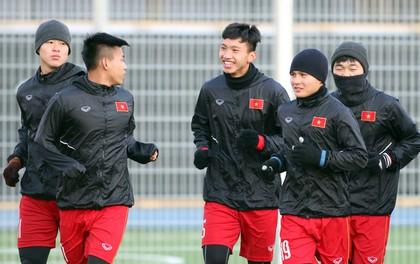 Clip: Được khen giàu thể lực, U23 Việt Nam sẵn sàng thách thức Úc
