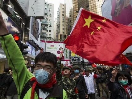 Hồng Kông muốn hạn chế khách Trung Quốc