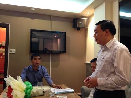 TP HCM: Chủ tịch quận cảm ơn DN tố cán bộ thuế nhận hối lộ