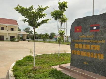 """""""Tư lệnh"""" của Hoàng Anh Gia Lai tại Nam Lào"""