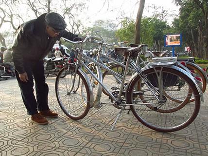 Xe đạp hồi sinh