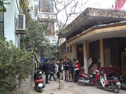 Hà Nội: Đoạt mạng 2 vợ chồng già rồi tự sát
