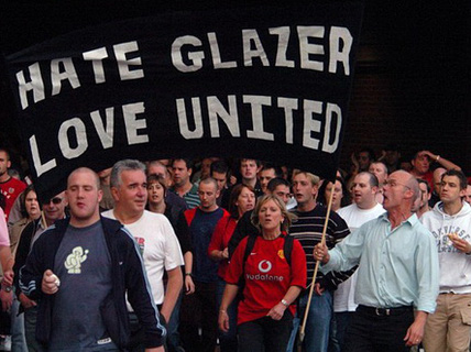 M.U sốc với tin ông chủ tỉ phú Glazer qua đời
