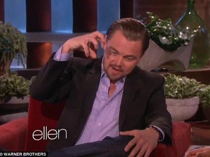 Leonardo DiCaprio suýt làm mồi cho cá mập