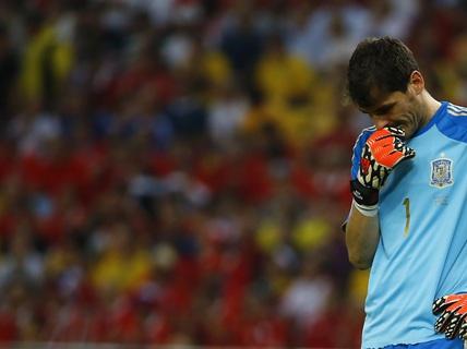 Casillas: Tuổi tác không là nguyên nhân gây thất bại