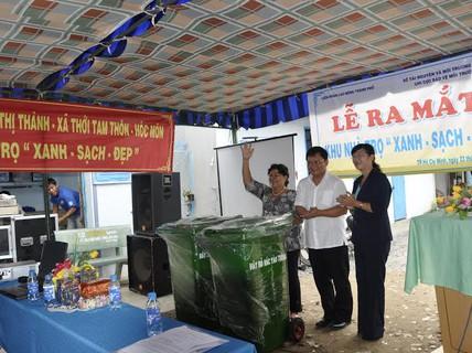 Thành lập 250 tổ công nhân tự quản
