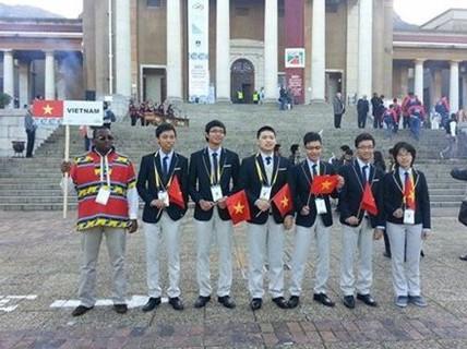 Giành 3 huy chương vàng, Việt Nam lọt top 10 Olympic Toán quốc tế