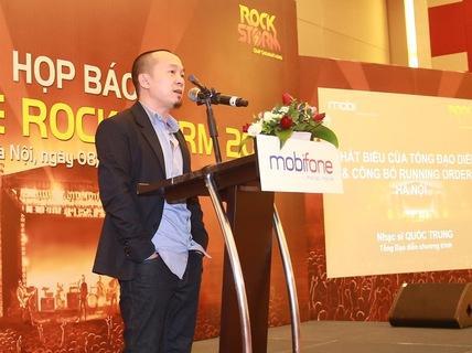 """""""Cạch mặt"""" Giọng hát Việt, Quốc Trung háo hức với rockstorm"""