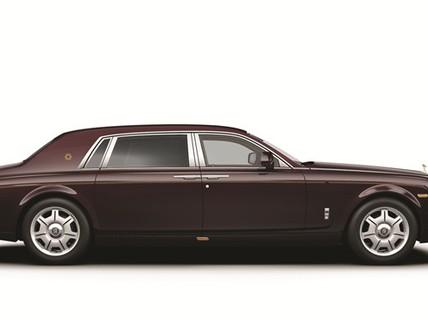 Rolls-Royce Phantom Oriental Sun duy nhất thế giới về Việt Nam