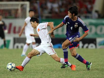 Lịch THTT: U19 Việt Nam lần thứ tư tái ngộ U19 Nhật Bản