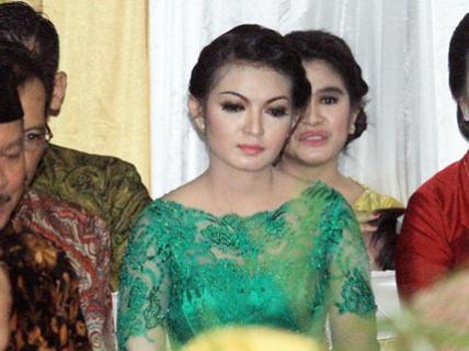 """Đám cưới con trai Tổng thống Indonesia """"không nhận quà"""""""