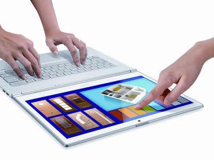 Những lý do khiến laptop cảm ứng không hấp dẫn