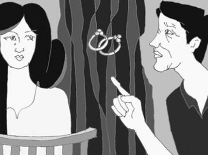 Đằng sau vụ cướp không thành của người vợ quê