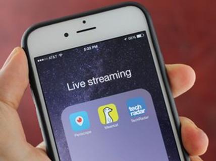 Làn sóng ứng dụng truyền video trực tiếp