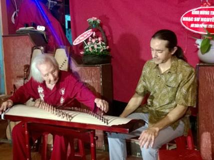 Nhạc sư Nguyễn Vĩnh Bảo - Người thầy đặc biệt