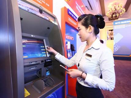 Trình làng ngân hàng tự động - Auto Banking