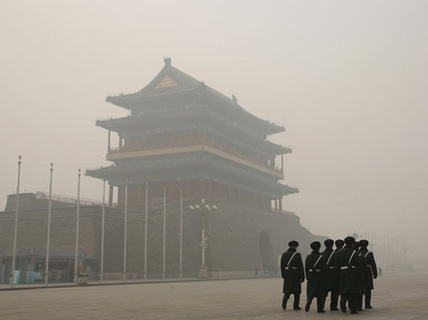 Ấn Độ, Trung Quốc nghẹt thở