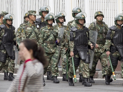 """Trung Quốc bắn chết nghi phạm """"khủng bố"""" ở biên giới Việt Nam"""