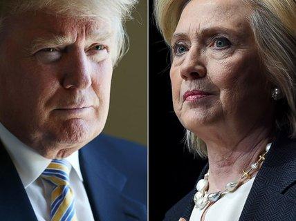 Bà Clinton, ông Trump thắng lớn ở Arizona