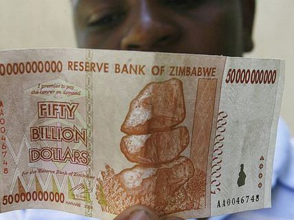 "Zimbabwe sắp in ""phiên bản USD"" riêng"