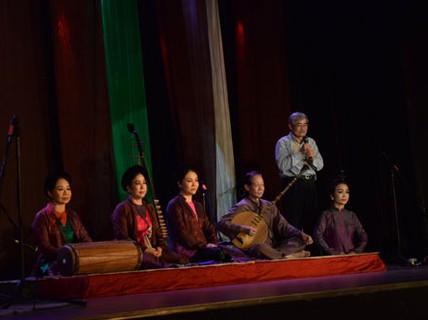 Nguyễn Duy miệt mài chơi thơ