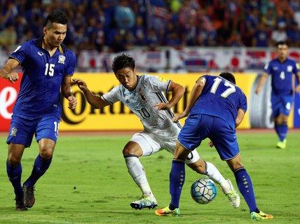 Thái Lan lại thua trận, thiệt quân