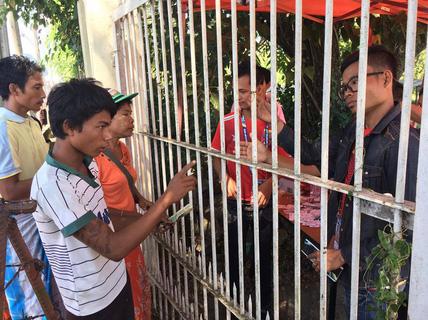 Xem phe vé Myanmar kiếm ăn trước trận gặp Việt Nam