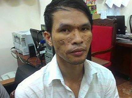 Nghi can hành hạ trẻ em ở Campuchia đã bị bắt