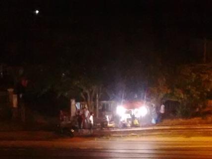Hàng trăm thanh niên nẹt pô quậy phá quốc lộ 1 giữa đêm khuya