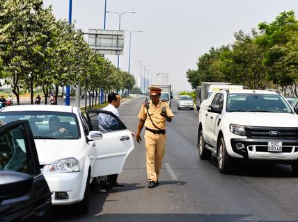 Những mức phạt ô tô nặng nhất tại Việt Nam