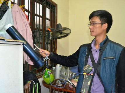 Hà Nội: Bắt muỗi xét nghiệm virus Zika