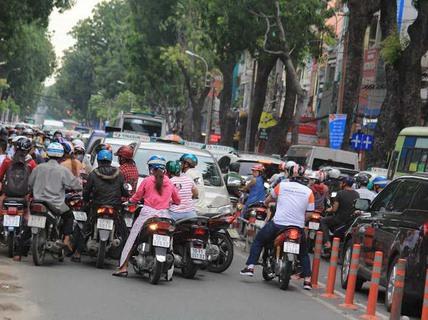 Cố ý vi phạm luật giao thông