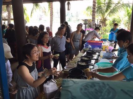 Tưng bừng với ngày Hội đồng hương Bình Định tại TP HCM