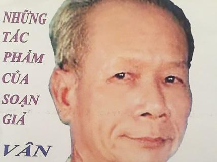 Soạn giả Vân An từ trần