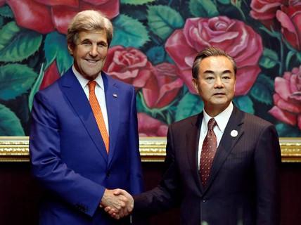 Trung Quốc nhờ Mỹ ủng hộ cuộc đàm phán với Philippines