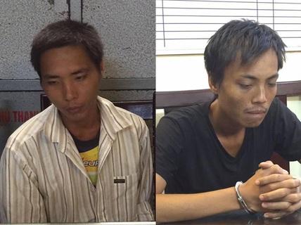 Đâm 7 nhát kéo, cướp điện thoại iPhone của nữ sinh viên