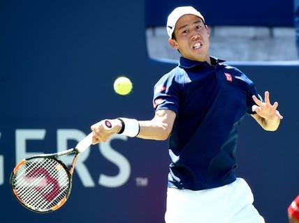 Clip: Nishikori tốc hành vào tứ kết, Venus chia tay Rogers Cup