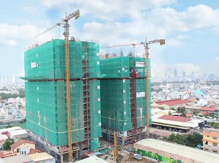 Hàng loạt dự án của Đất Xanh giao nhà sớm