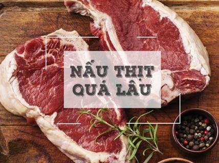 Bỏ ngay những thói quen chế biến thịt dễ gây ung thư