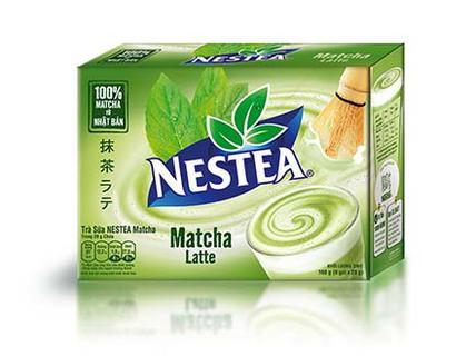 Trà hòa tan Nestea Matcha Latte