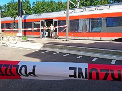 Tấn công trên xe lửa ở Thụy Sĩ
