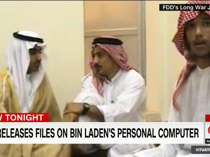 Con trai Bin Laden kêu gọi khủng bố trả thù cho cha