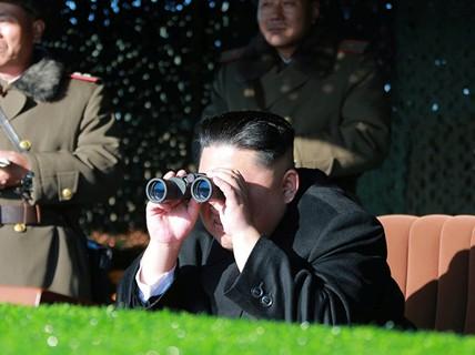 Cảnh báo nguy cơ Triều Tiên tấn công hạt nhân Mỹ