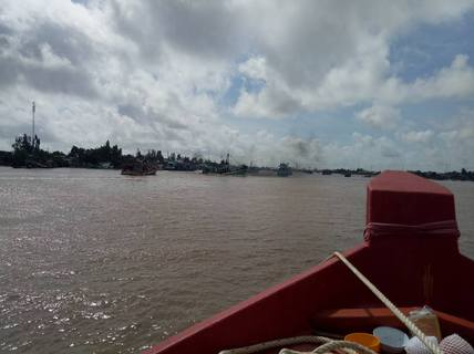 Thông tin mới nhất vụ chìm tàu tại Lễ hội Nghinh Ông ở Bạc Liêu