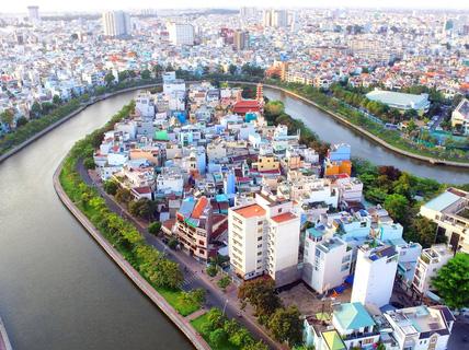Sốt đất Sài Gòn, đại gia Hà Nội thắng đậm