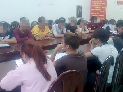 Vụ thiếu nữ bị đâm chém dã man: Công an triệu tập 14 thanh niên