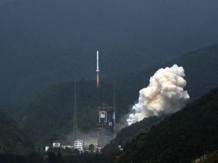 Trung Quốc phóng cùng lúc 3 vệ tinh do thám