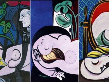 """Tranh khỏa thân của Picasso """"tái ngộ"""" sau 85 năm"""