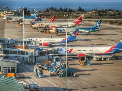Lần đầu tiên áp dụng phương thức bay mới ở sân bay Cam Ranh