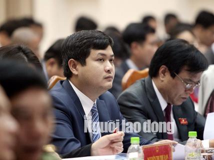 Ông Lê Phước Hoài Bảo xin nghỉ 6 tháng để đi học tiến sĩ